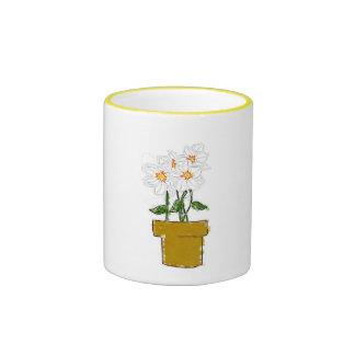 watercolorflower1 coffee mugs