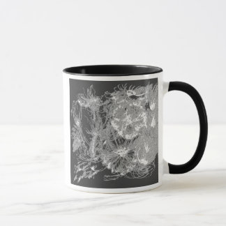 Watercolorflowerschrome Mug