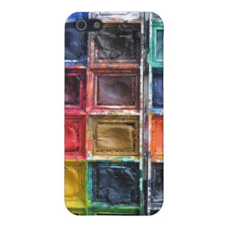 Watercolors iPhone 5/5S Cover