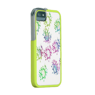 watercolors, splash iPhone 5/5S cases
