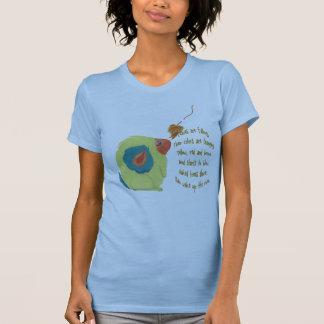 Watercolour Autumn Monster T-Shirt