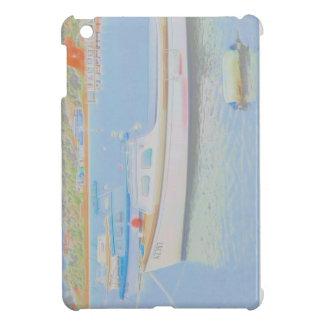 Watercolour Boats iPad Mini Case