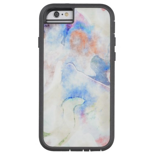 watercolour tough xtreme iPhone 6 case
