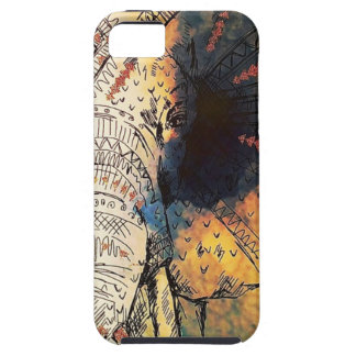 Watercolour Elephant iPhone SE/5/5s Case