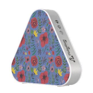 Watercolour floral altavoz bluetooth