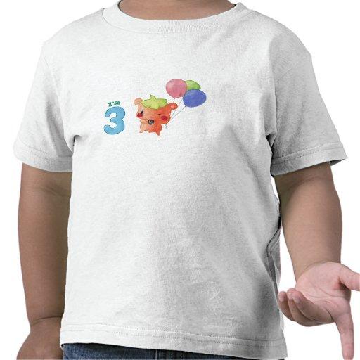 Watercolour Hamster T Shirt