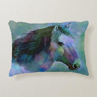 Watercolour Horse Decorative Pillow