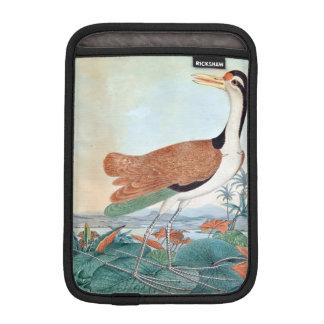 Watercolour of Jacana Bird (Aloys Zotl) iPad Mini Sleeve
