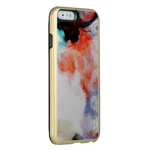 watercolour-paint incipio feather shine iPhone 6 case