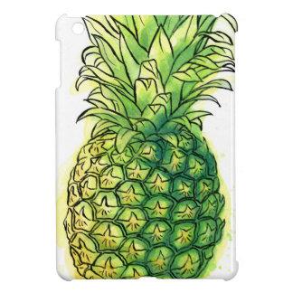 Watercolour pineaple case for the iPad mini