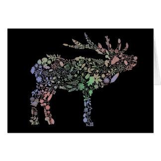 Watercolour Reindeer Cards
