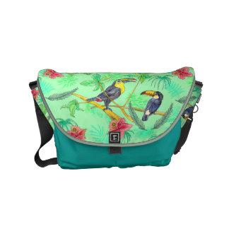 Watercolour Toucans Bag