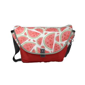 Watercolour Watermelon Bag