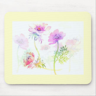 Watercolours Mouse Pad