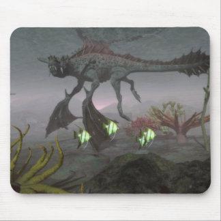 waterdragon mouse pad