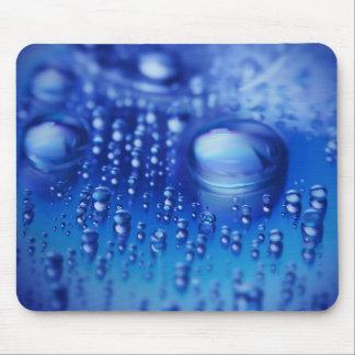 Waterdrops Alfombrillas De Raton