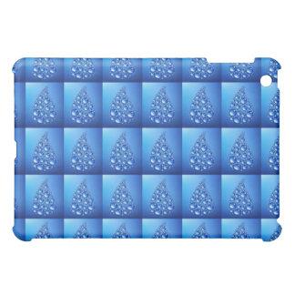 Waterdrops modeló el caso del ipad