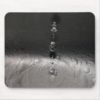 waterdrops Mousemat