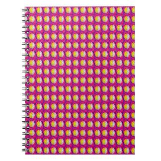 Waterdrops Spiral Notebook