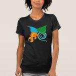 WaterEarthFireAir Camisetas