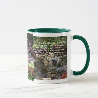 Watered Garden Stands Forever Mug
