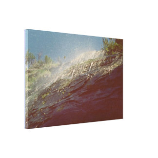Waterfall 1 Wrapped Canvas