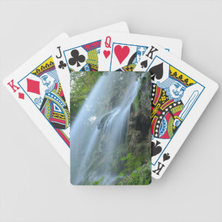 waterfall-2259 bicycle playing cards