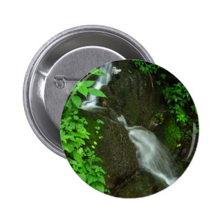 Waterfall 2 Inch Round Button