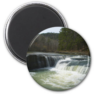 Waterfall 2 Inch Round Magnet