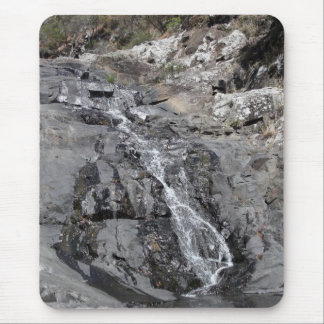 Waterfall #2 mouse pad