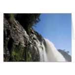 Waterfall 3 Venezuela Jungle Landscape Fine Art Cards