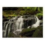 Waterfall 4 post card
