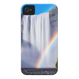 Waterfall and rainbow iPhone 4 Case-Mate case