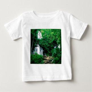 Waterfall Anna Ruby Chattahoochee Georgia Baby T-Shirt