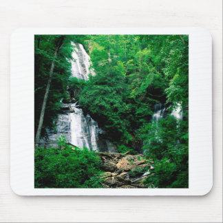 Waterfall Anna Ruby Chattahoochee Georgia Mouse Pad