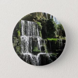 Waterfall at Bowood Button