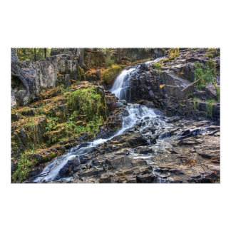 Waterfall at Chester Creek Stationery Paper