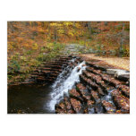 Waterfall at Laurel Hill State Park II Postcard