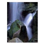 Waterfall at Lundy Bay, North Cornwall, England Postcards
