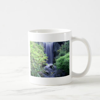 Waterfall at Missouri Botanical Garden Coffee Mug