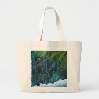 Waterfall Canvas Bag