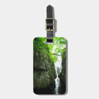 Waterfall Bag Tag