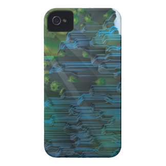 Waterfall Barely There iPhone4 Case