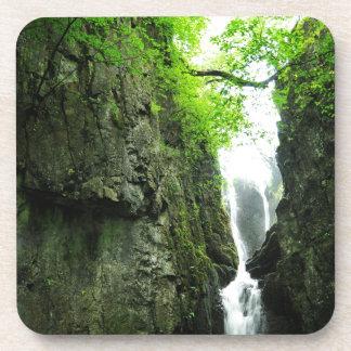 Waterfall Beverage Coaster