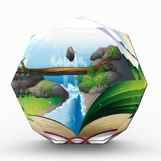 Waterfall book awards