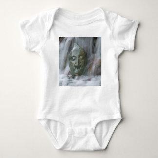 Waterfall Buda Baby Bodysuit