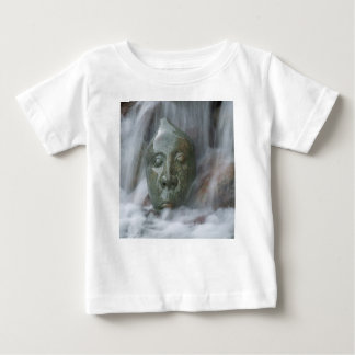 Waterfall Buda Baby T-Shirt