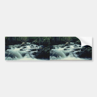 Waterfall Bumper Sticker