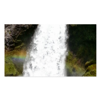 Waterfall Business Cards