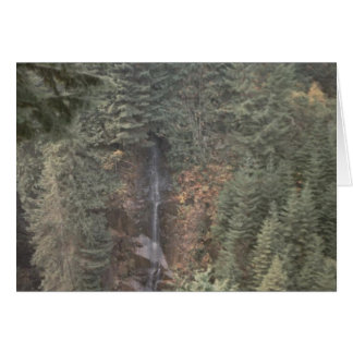 waterfall cards